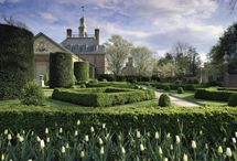 Colonial Williamsburg .... I think I was born too late / by Kathy Davis