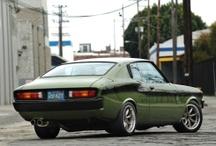 Toyota Corona 2d HT