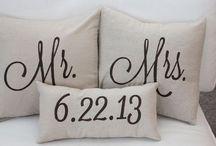 Bryllup - Mr. & Mrs.