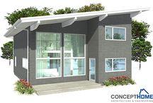 Home Designs & Plans