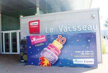 Visite guidée du Vaisseau à Strasbourg / Le Vaisseau est un lieu fantastique où emmener ses enfants entre 3 et 15 ans : sur place, ils découvriront des dizaines et des dizaines d'ateliers ludiques où se mêlent décryptage scientifique, expérimentations, jeux et interactivité. On vous emmène ?