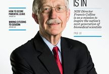 Dr. Francis Collins, NIH Director / What is Dr. Collins up to?
