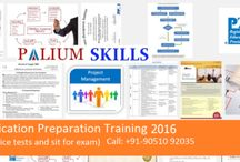 Palium Skills / Mark your calendar - the next batch of PMP Certification Training with PDUs is scheduled to be held in Kolkata from 19th November 2016 (4 days).  Dates: 29th November 2016 (Saturday), 20th November 2016 (Sunday), 26th November 2016 (Saturday) & 27th November 2016 (Sunday). http://www.paliumtrainings.biz