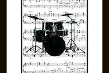 Drums & Drummers / Immagini di Batteria e Batteristi