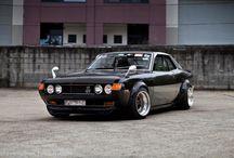 Japanese classic cars