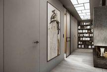 Ściany, podłogi - materiały i kompozycje