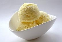 Iced creams and sorbets / by Jhtiojhi Hujihui