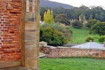 Tasman Peninsula, Tasmania / Port Arthur Convict Settlement, Tessellated Pavement, Shipsterns Bluff.  Shall we go on?