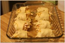 Crescent roll recipes / by Barbara Gruben