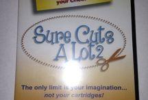 Cricut sure cuts a lot