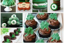 #SpicyChat St. Patricks Day Party / St Patrick's Day Inspirations!