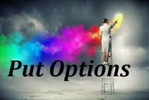 Put Option / http://www.binarytradingglobal.com/put-option/ A put option is a secured way to that you buy an option when you think the price of a stock or index is going to go down. More specifically, a put option is the right to SELL 100 shares of a stock or an index at a certain price by a certain date Contact Our Binary Trading Global Team Website: http://www.binarytradingglobal.com/ Mail us: info@binarytradingglobal.com  Mobile: 9173412999