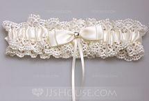 Accessoires de la mariée / les accessoires pour ton mariage copine !