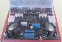 KIT PA BLAZER MONO Transistor FINAL Model  SANKEN   HEATSINK SIKU L  GSX068