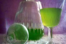 liquori con frutta