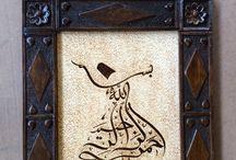 Calligrafie / Calligraphy
