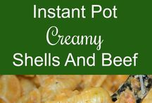 Instant pot & pressure cooker