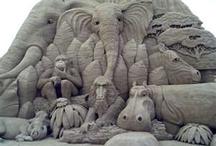 Sand sculptures / by Carrie Buxbaum