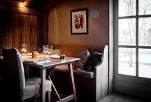 Lefèvre Interiors chalet - cabin - lodge design / Interior design chalets, cabins and lodges