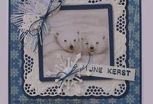 ijsberen kaarten