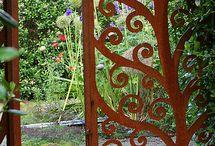 Jardin et autre