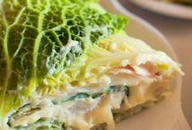 Secondi verdure