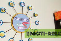 EMOTI-Reloj Ideas para Decorar