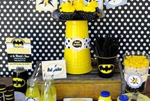 Birthday Party Ideas / by Bethany Cole