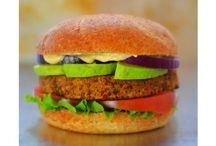 Vegetarian Snacks & Meals