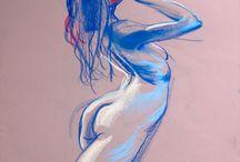 human figure drawings