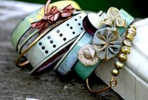 Bracelets I love / by Victoria Camp