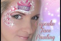 Facepainting - Food