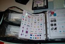 Organization for Papercrafting / by Barbara Peschel