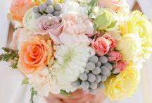 Floral Arrangements from La Fleur Designs