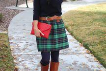 STYLE- How to wear tartan / by Yolanda NiTuairisc
