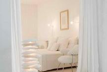 WHITE & CREAM interior design