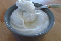 Crèmes Mousses Compotes Pâtes