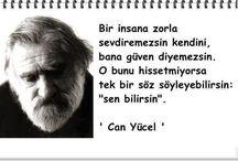 CAN YŪCEL