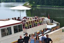 Weekly barge blog / Click on the photo to read about the week