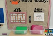 "Kinder ""K""lassroom Ideas / by Cathy Payne"