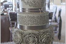 Cakes & Sweets / Wedding Cakes & Bakery Ideas