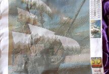 Timantti maalaus / Diamond Painting