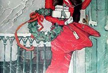 рождество новый год Christmas new year