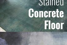 CON - Floor - Concrete