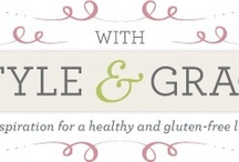 Lifestyle Gluten Free Recipes / by Penny Glossip