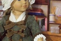 "Dolls/ Sewing for Dolls 18"" / by Lori Hernandez"