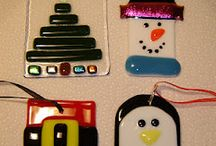 Fused Glass Ideas / by Angie Hanson