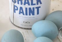 Chalk Paint my new LoVe
