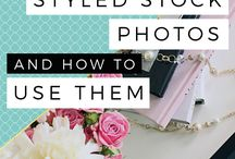 How to Personalize Stock Photos