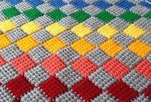 Crochet tunission